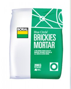 Brickies Mortar 20kg